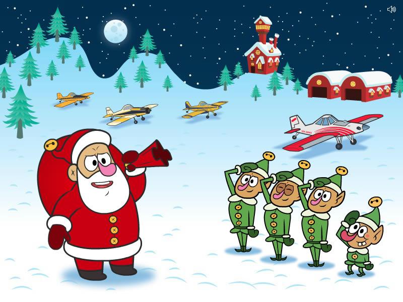 2012 Christmas eCard